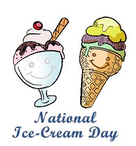 National Chocolate Ice Cream Day Canada