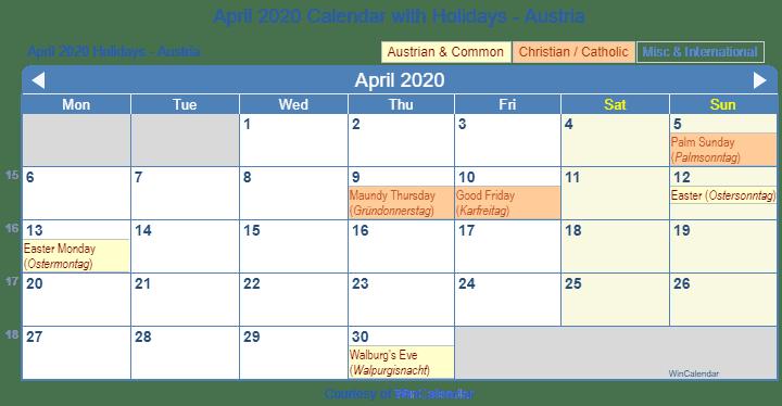 gründonnerstag 2020