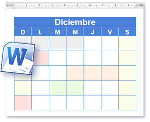 Calendario Para Escribir.Plantilla Calendario Calendario En Blanco Y Para Imprimir En