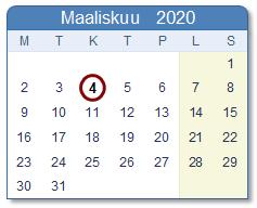 Kevätpäiväntasaus 2021