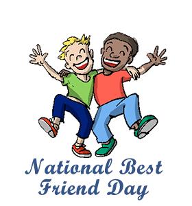 National Bestfriend Day