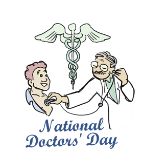 National Doctors\' Day: Calendar, History, quotes, when is & Facts