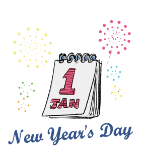 New Year\'s Day: Calendar, History, events, quotes & Fun Facts