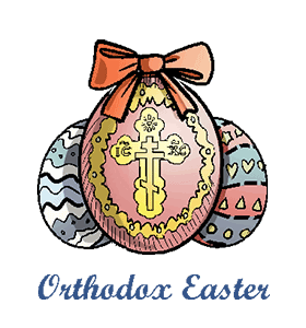 Russian orthodox easter date