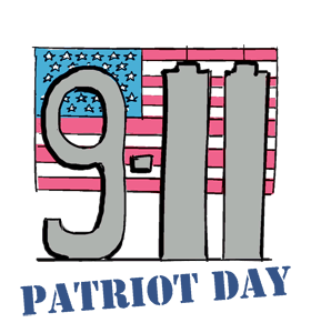 Patriot Day (Sept 11)