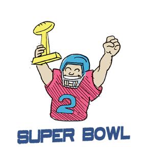 super bowl 2019 quoten